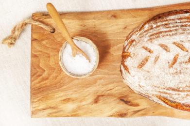 Špaldovo-žitný bochník
